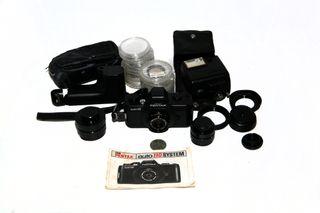 cámara fotográfica ASAHI PENTAX AUTO 110