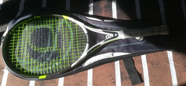 Raqueta tenis Adulto