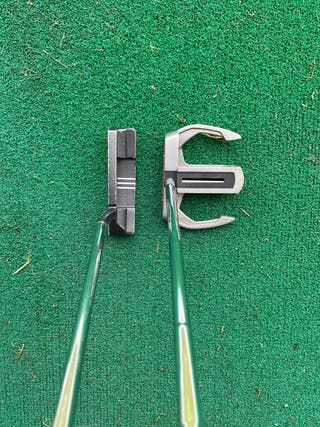 Putts Taylormade y Wilson Staff