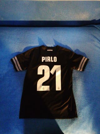 Camiseta Fútbol Juventus Andrea Pirlo
