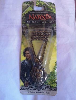Collar de Narnia DisneslandParis