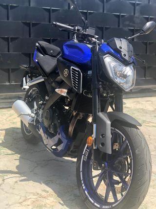 Yamaha MT-125 2018 ABS