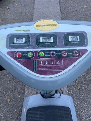 Vendo máquina vibradora para deporte