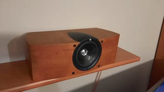 Altavoz central KEF Modelo Q6c, perfecto estado