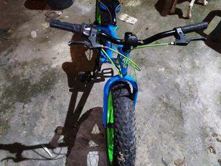 """fat bike infantil 20"""""""