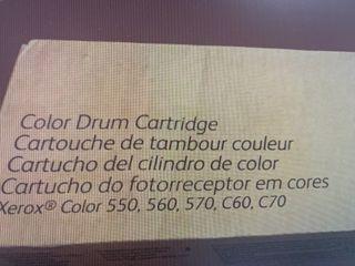 Tambor de color xerox color 550