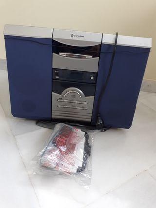 Radio - CD stéreo