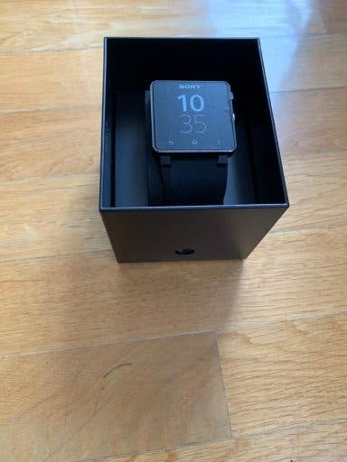 SMARTwatch2 SONY
