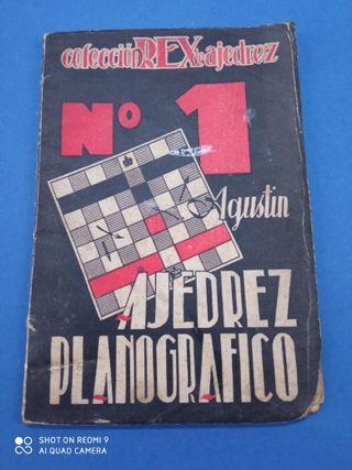 Ajedrez Planográfico