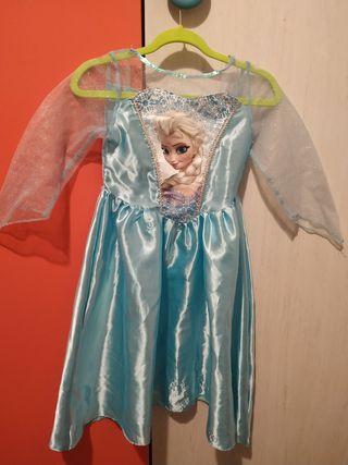 Lote disfraces de niña Frozen Blancanieves Bruja