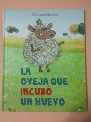 "cuento ""la oveja que incubó un huevo"""