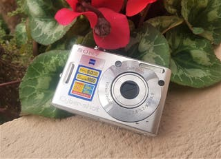 Camara fotos video Sony Cyber-shot DSC-W50