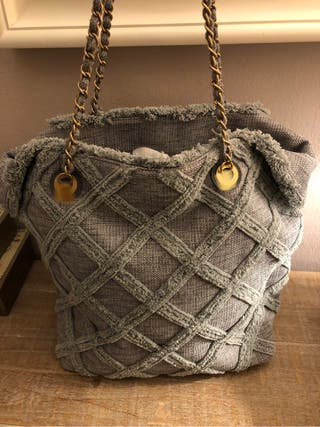Bolso Shopping estilo Chanel