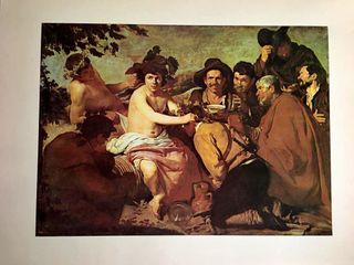 Cuadros Velázquez y Greco 5 Reproducciones
