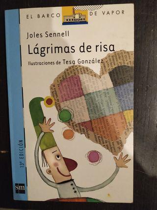 LÁGRIMAS DE RISA. BARCO DE VAPOR