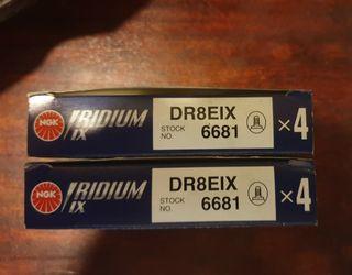 Bujias NGK Iridium DR8EIX 6681.