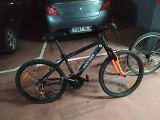Bici Junior Rock Ride 24x2,00 50-507