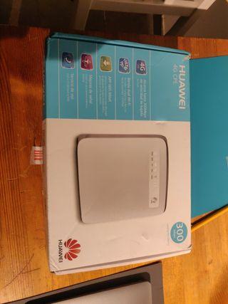 Huawei E5186s-22a 4G Router Dual Band Wifi