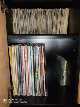 ¡ATENCION! oferta Navidad Lote de discos de vinilo