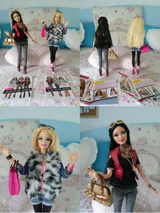 Muñecas Barbie Style