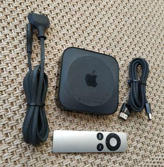 Apple TV a1469 con mando original