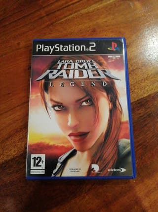 TOMB RAIDER LEGEND para PlayStation 2
