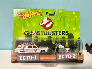 Hot wheels premiun caza fantasmas.