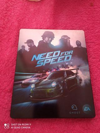 Steelbook Need for speed