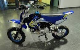 Pit bike macbor 125