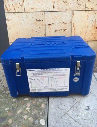 Contenedor isotérmico 55L