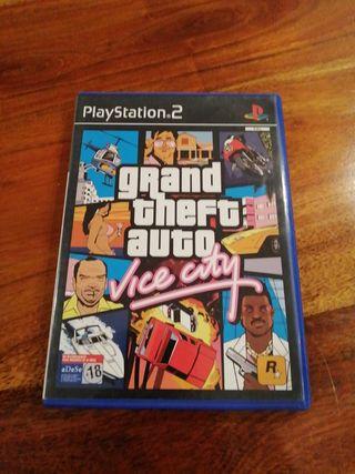GRAND THEFT AUTO para PlayStation 2