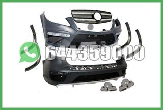 KIT DE CARROCERIA MERCEDES GL X166 LOOK AMG