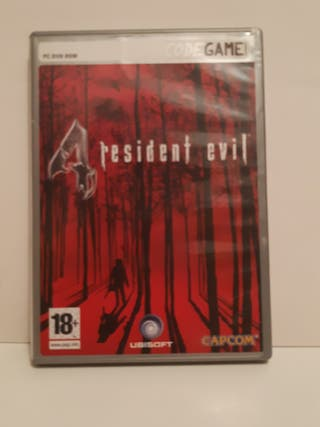 juego Resident evil 4 pc