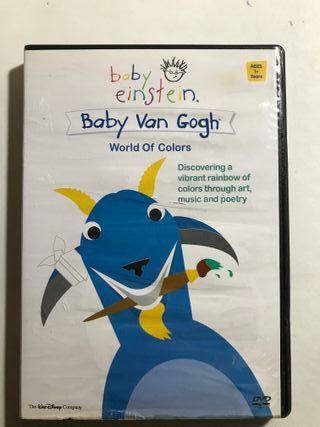 DVD Baby Einstein - Baby Van Gogh