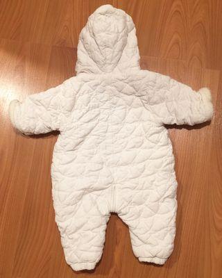 Mono invierno / buzo bebé niña de DIOR