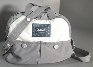 Bolso Jané para carrito o silla de paseo, en gris