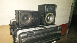 Monitores de Audio Master 100w