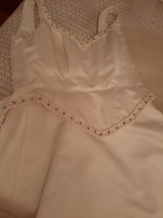 vestido de novia ..precio a convenir