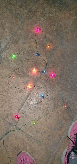 Luces navidad intermitentes nuevas