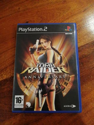 TOMB RAIDER ANNIVERSARY para PlayStation 2