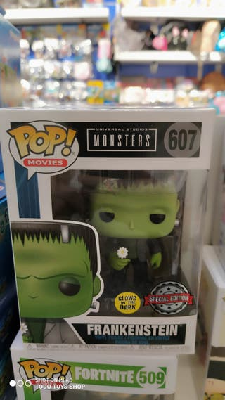 Funko Pop - Frankenstein Glow in the Dark