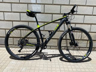 Bicicleta carbono silverback concept 2.0 29
