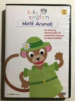 DVD Baby Einstein - World animals