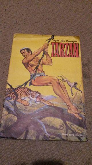 Albunes de cromos Tarzan-Sissi- Banderas,Monedas