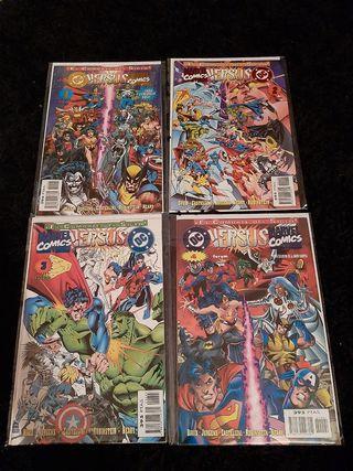 Marvel versus Dc
