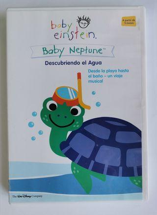 Baby Einstein baby neptune descubriendo el agua dv