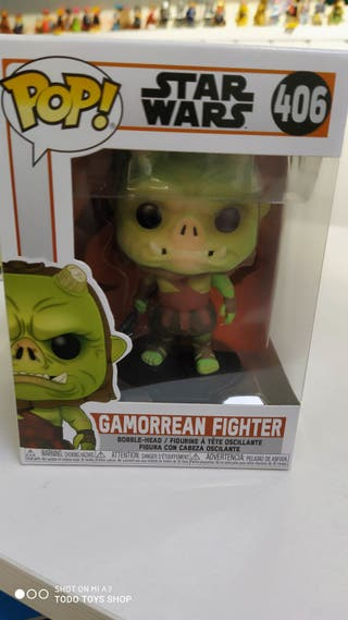 Funko POP Gamorrean Fighter The mandalorian