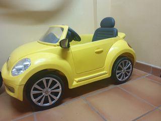 Coche eléctrico Bettle Volkswagen de Imaginarium