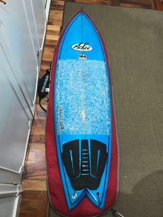 """Tabla Surf Fish Moor 5.11"""""""