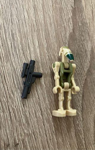 Minifigura star wars battle droid AAT driver